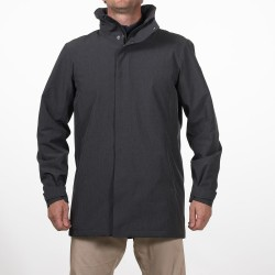 Oslo 2L Insulated Jacket, solid charcoal melange