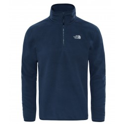 100 Glacier 1/4 Zip, urban navy