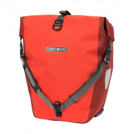 Back-Roller Plus, signal red