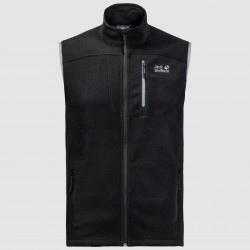 Thunder Bay Vest, black