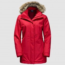 Arctic Ocean, true red / Damen