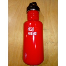 Kanteen Classic Loop 532 ml, mineral red