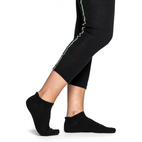 Woolpower Shoe Liner Short, schwarz