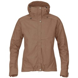 Skogsö Jacket, dark sand / Damen