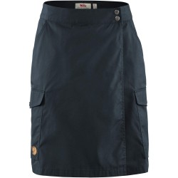 Övik Travel Skirt, dark navy / Damen
