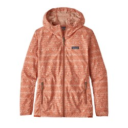 Bajadas Hoody, sunset orange