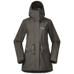 Breheimen 2L Jacket, green mud / Damen
