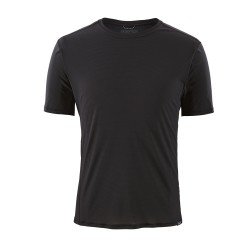 Capilene Cool Lightweight Shirt, black