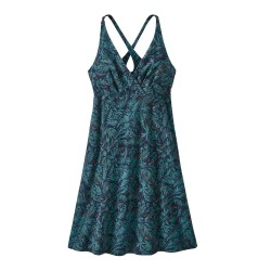 Amber Dawn Dress, forest neo navy / Damen