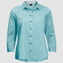 Emerald Lake Shirt, aqua / Damen