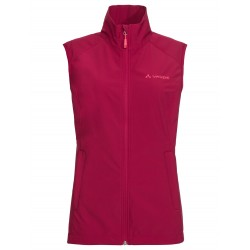 Hurricane Vest, crimson red / Damen