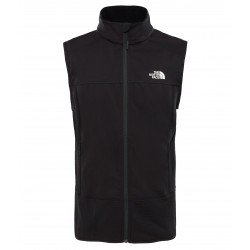 Hybrid Softshell Vest, tnf black
