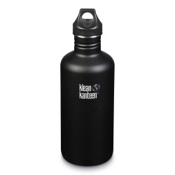 Kanteen Classic Loop 1182 ml, shale black matt