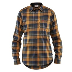 Fjällglim L/S Shirt, deep forest
