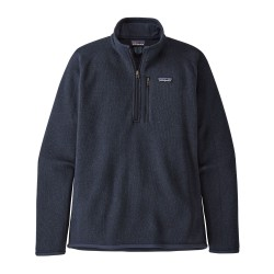 Better Sweater 1/4 Zip, neo navy