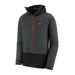 R1 Pullover Hoody, forge grey