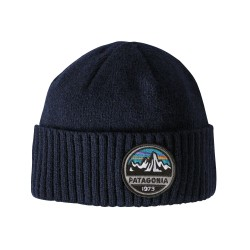 Brodeo Beanie, fitz roy scope navy blue