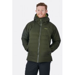 Valiance Jacket, army