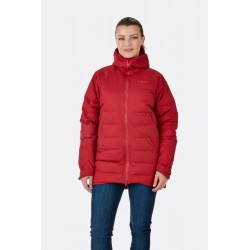 Valiance Parka, crimson / Damen