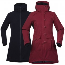 Bjerke 3in1 Coat, zinfandel red / Damen