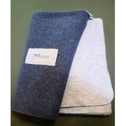 Blanket, wolke-grey