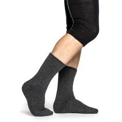Woolpower Wildlife Socke 600, grau