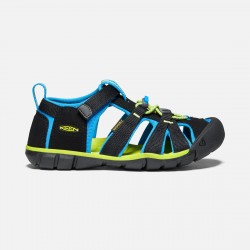 Kids Seacamp II CNX, black/brilliant blue