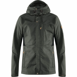 Kaipak Jacket, dark grey/black