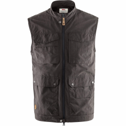Travellers MT Vest, dark grey