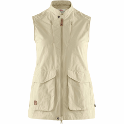 Travellers MT Vest, light beige / Damen