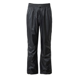 Ascent Over Trousers SHORT, black