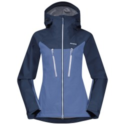 Cecilie 3L Jacket, light thunder blue