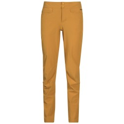 Cecilie Flex Pants, golden yellow melange / Damen