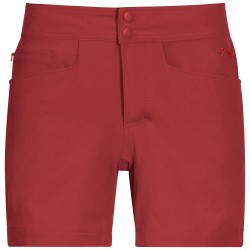 Cecilie Flex Shorts, dahlia red / Damen