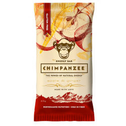 Chimpanzee Energy Bar Apple&Ginger