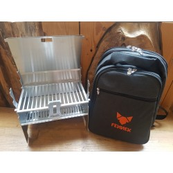 Fennek Backpack & Grill Set