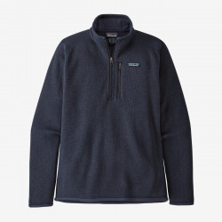 Better Sweater 1/4 Zip, new navy