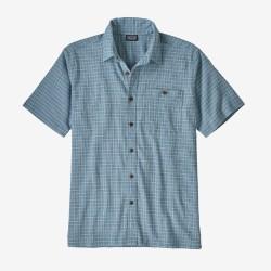 A/C Shirt, cultivator pigeon blue