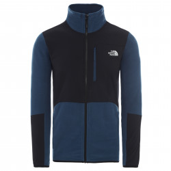Glacier Pro F/Z Jacket, blue wing teal