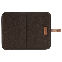 Norrvage Seat Pad, brown