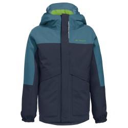 Kids Escape Padded Jacket, blue gray