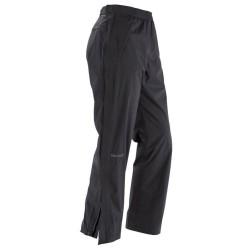 PreCip Eco Full Zip Pant SHORT, black / Damen