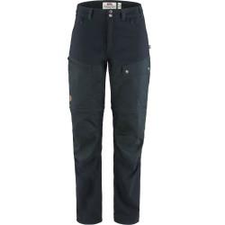 Abisko Midsummer Z/O Trouser, dark navy / Damen