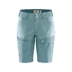 Abisko Midsummer Shorts, mineral blue/clay blue / Damen