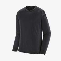 Cap Cool Merino L/S Shirt, black