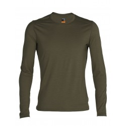 BF200 Oasis Crew L/S, loden