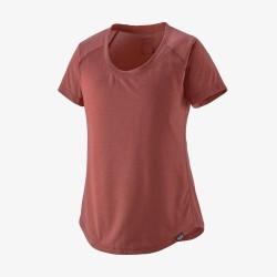 Capilene Cool Trail Shirt, mellow melon / Damen