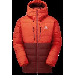 ME Trango Jacket, fired brick/cardinal orange