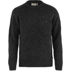 Lada Roundneck Sweater, black