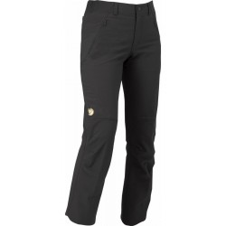Oulu Trousers Wm, black / Damen